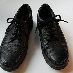 Rockport mens lace up shoe 10 black